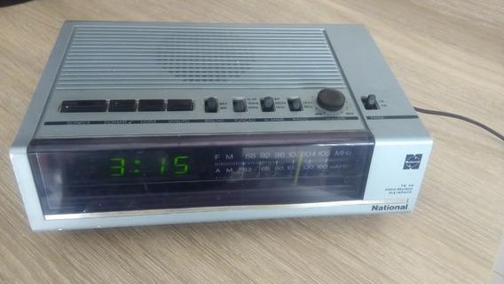 Rádio Relógio National Rc 6094