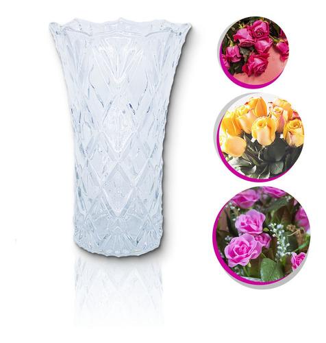 Vaso Transparente  Lucerna 23x14x10x Cm