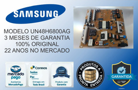 Placa Fonte Samsung Un48h6800ag Un48h8000ag Bn44-00727a