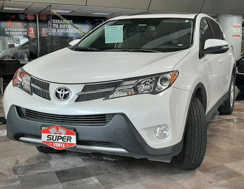 Imagen 1 de 15 de Toyota Rav4 2014 2.5 Limited At
