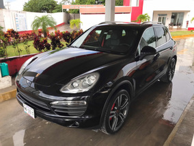 Porsche Cayenne 4.8 S V8 Tiptronic 8v At 2014