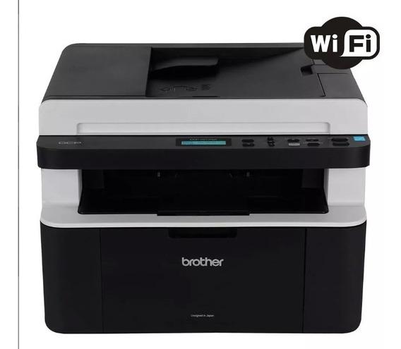 Impressora Brother Laser Dcp-1617 Multifuncional Mono S Fio