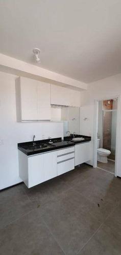 Studio Com 1 Dormitório À Venda, 31 M² Por R$ 230.000,00 - Jardim Faculdade - Sorocaba/sp - St0009