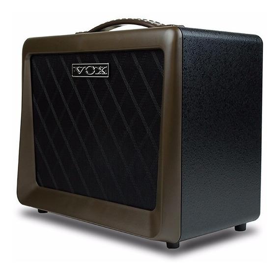 Vox Vx50ag Amplificador Guitarra Acustica 50w - Cuotas