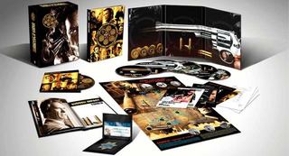 Blu-ray Coleção Dirty Harry 5 Filmes Dub Ultimate Collectors