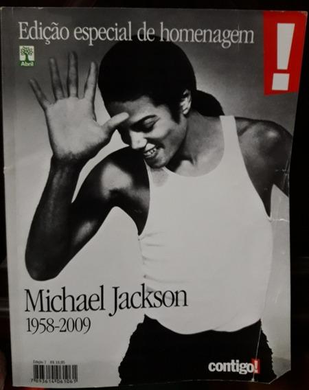 Revista Contigo Especial Michael Jackson 1958-2009