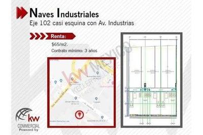 Bodega En Renta, Nave Industrial En Renta, Bodega En Renta, Desde 640m2.