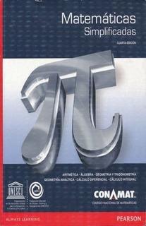 Matematicas Simplificadas / 4 Ed. (conamat)