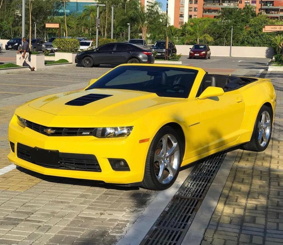 Chevrolet Camaro 6.2 V8 Ss 2p Conversível
