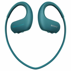 Fones De Ouvido Sony Walkman Nw-ws413 4gb - Azul