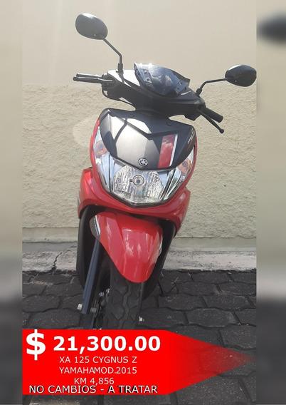 Yamaha Xa 125 Cygnus Z