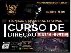 Aulas Direção Tática Antisequestro - Evasiva Ofensiva Ddoe