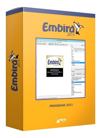 Embird 2015 Plugins + Pedesign 10 + Matrizes+ Fontes + Bônus
