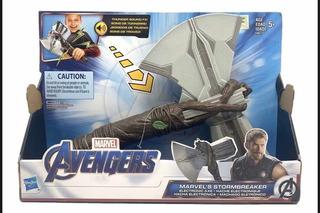 Hacha Thor Electrónica Marvel Stormbreaker