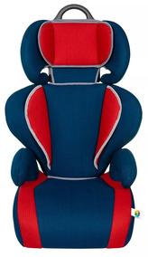 Cadeira Auto Safety & Comfort - Tutti Baby - Azul Marinho