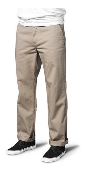 Pantalon Gabardina Altamont A-989 Chino Khaki