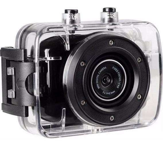 Câmera Filmadora De Ação Onn 5mp Hd Hs Vga - Jl-54