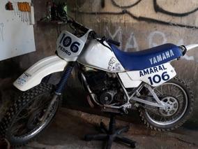 Yamaha Dt 180 Preparada