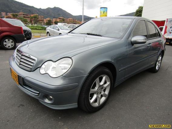 Mercedes Benz Clase C C 180 Kompressor At
