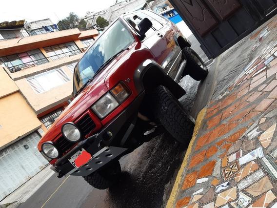 Chevrolet Trooper Japones