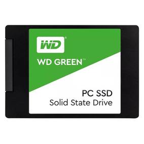 Hd Ssd 240gb Western Digital Green Sata 2.5 Wd 3ano Garantia