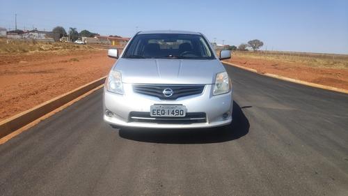 Imagem 1 de 15 de Nissan Sentra 2011 2.0 Flex 4p