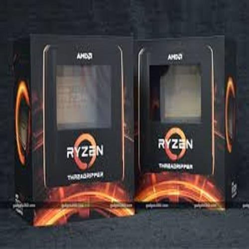 Amd Ryzen Threadripper 3970x 3960x Strx4 Desktop Processor