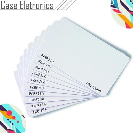 10pcs - Cartão Rfid Em4100 125 Khz