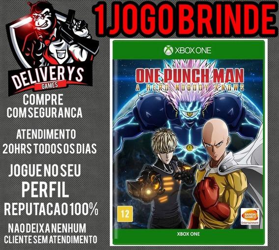 One Punch Man Xbox One Midia Digital