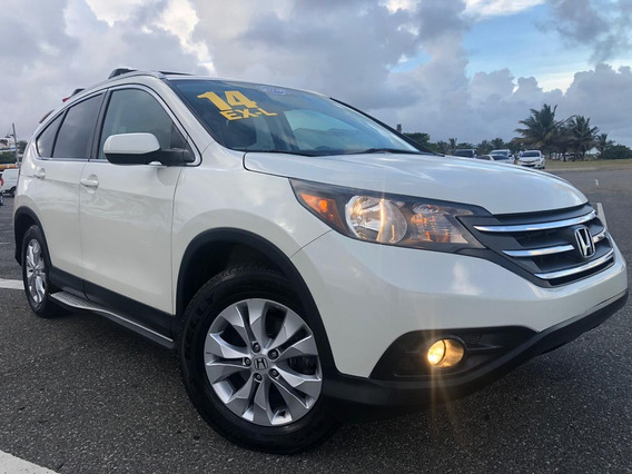 Honda Cr-v Clin Carfax 4x4 Full