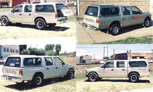 Imagen 1 de 5 de Cúpula Alta Tronador Isuzu Rodeo Doble Cabina