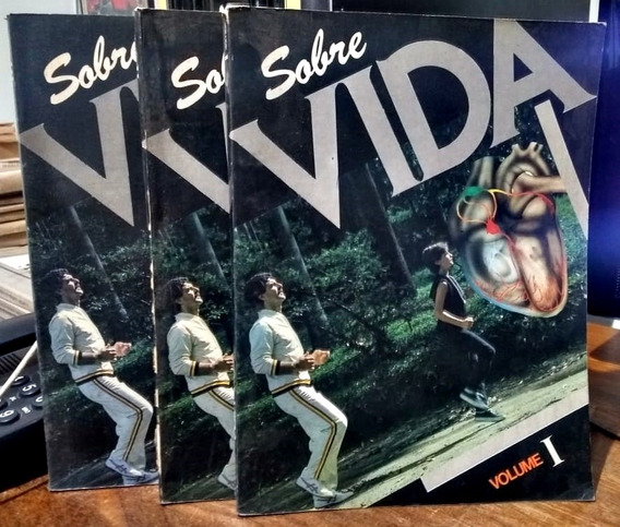Sobre A Vida, 3 Volumes