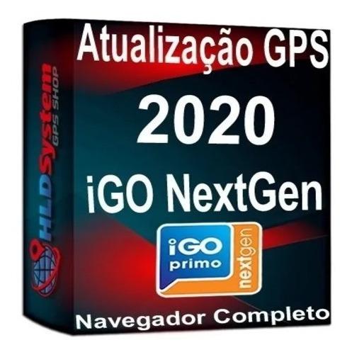 Igo Primo Nextgen 2020 Off-line Para Android
