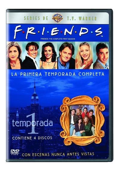 Friends Primera Temporada 1 Serie Dvd