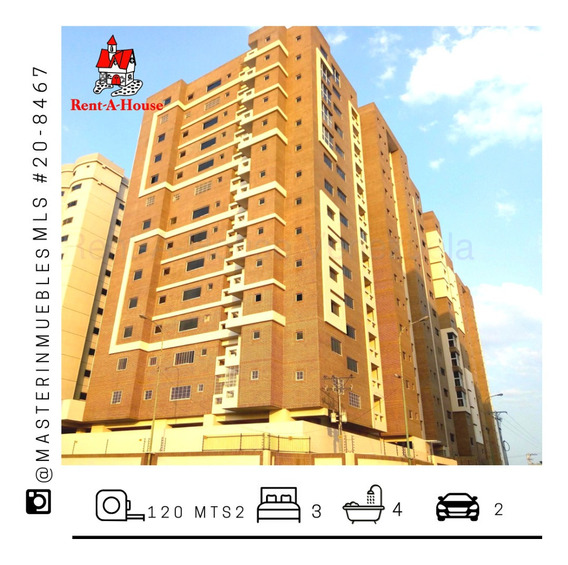 Apartamento En Venta Maracay Base Aragua Rah 20-8467 Mdfc