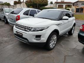 Land Rover Evoque Prestige 2015 Branca Diesel