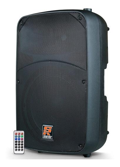 Caixa Ativa Bluetooth Staner Sr-315a 300w Promoção!
