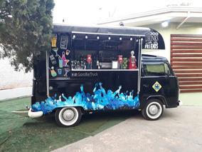 Volkswagen Kombi Food Truck Ano 2012
