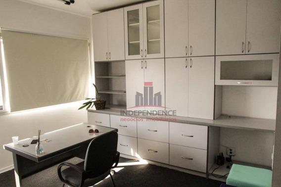 Sala Para Alugar, 40 M² Por R$ 500/mês - Centro - São José Dos Campos/sp - Sa0208