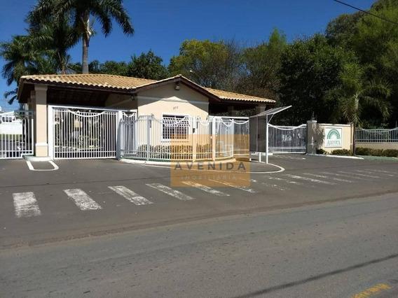 Terreno Residencial À Venda, João Aranha, Paulínia. - Te0377