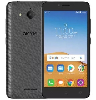 Woow! Alcatel Tetra *2019 16gb 5mpx Android 8.1 + Cristal!