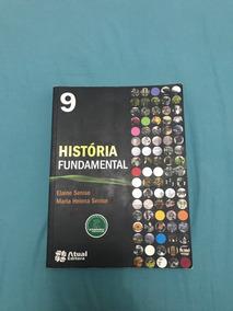 Livro História Fundamental 9, De Elaine Senise