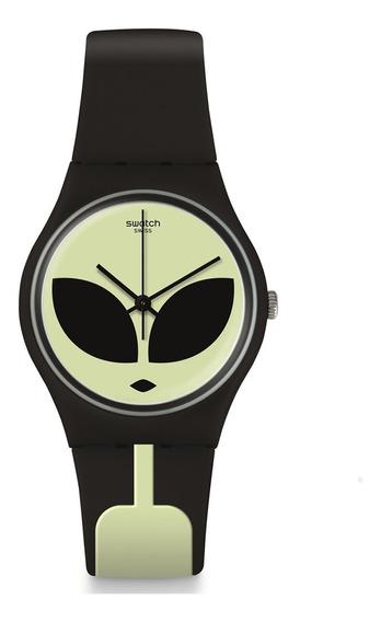 Relógio Swatch Telefon Maison Unissex Gb307