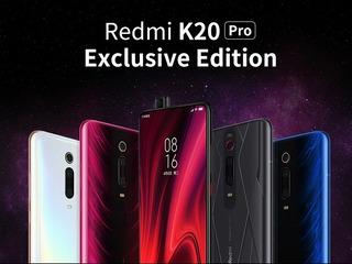 Redmi K20 Pro Exclusive 12gb 512gb Snap 855+ Pronta Entrega