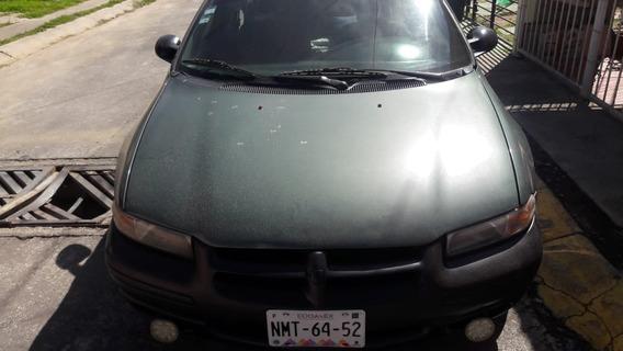 Chrysler Stratus 1996, 2.4 Lts. 16 Valv./aut. 4 Vel.