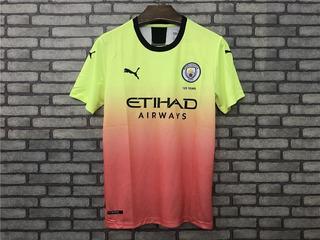Camisa Manchester City Third 19/20 S/n° Torcedor Puma