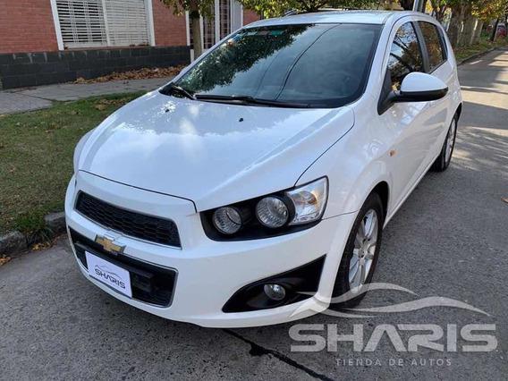 Chevrolet Sonic Lt 2012 1.6 Nafta