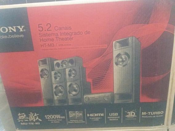 Som, Home Theater Sony Muteki 1200w Rms. Retirada Em Mãos.