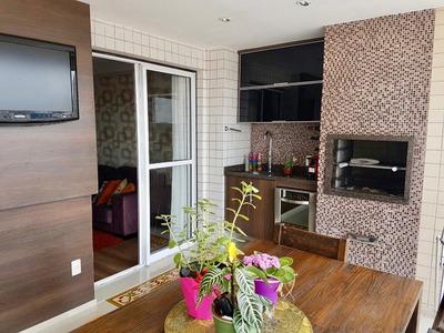 Apartamento Tatuapé 98m² - Terraço Gourmet