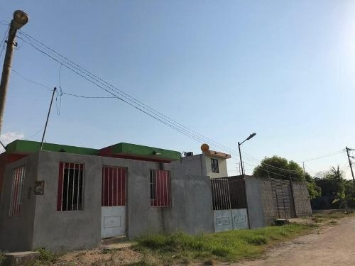 Casa Sola En Venta Colonia Progreso